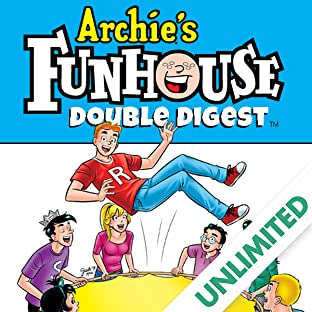 Archie's Funhouse Comics Double Digest
